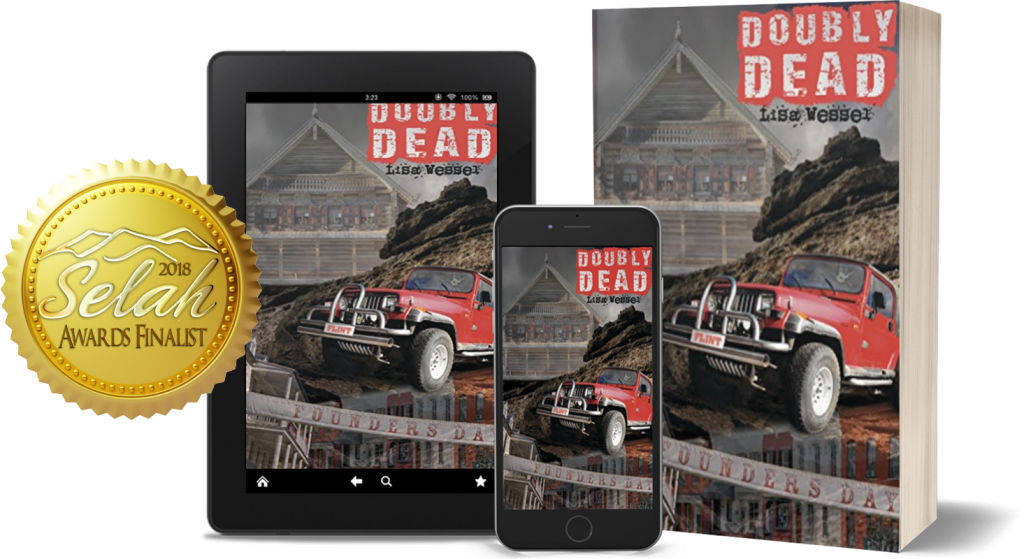 Doubly Dead by Lisa Wessel